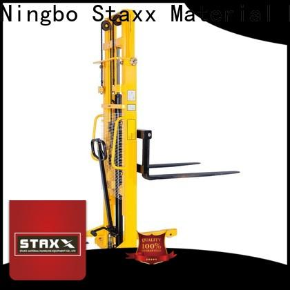 Staxx over narrow lifting equipment manufacturers for hire
