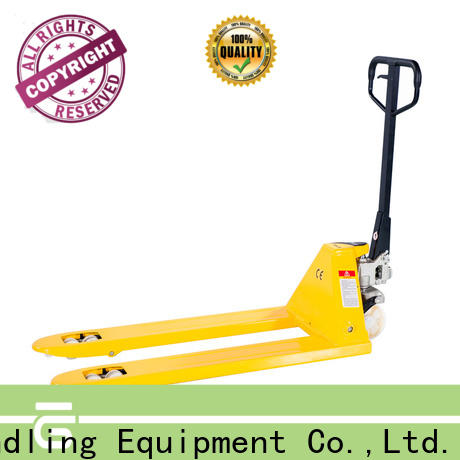 Custom used hand pallet truck pallet Supply for hire