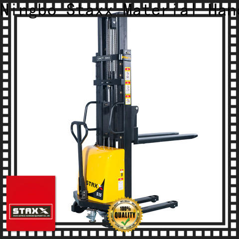 Best used electric stacker forklift series factory for stairs