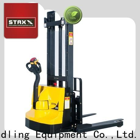 High-quality electric lift truck powered factory for warehouse