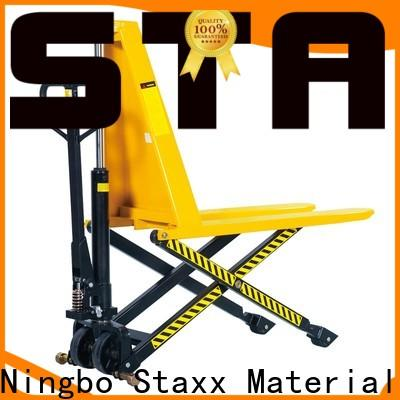 Staxx High-quality foldable pallet jack Suppliers for hire