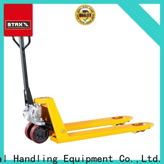 Staxx Wholesale hydraulic hand jack for business for warehouse