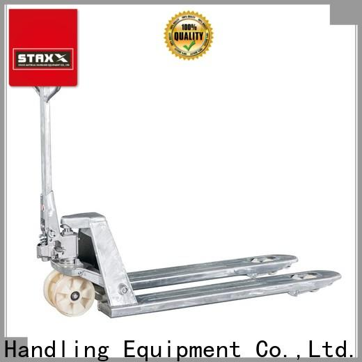 Latest hand pallet truck cost wh202530s for business for rent