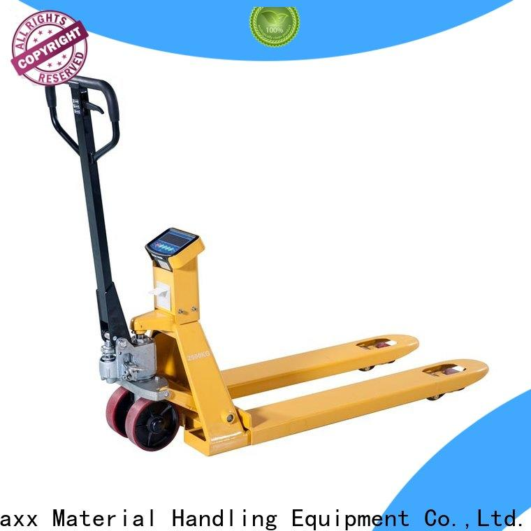 Staxx wh2530g electric pallet lift truck manufacturers for warehouse