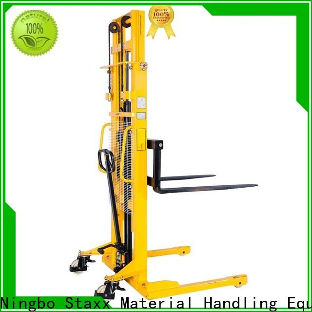 Best manual hydraulic pallet stacker dyc101520 factory for stairs