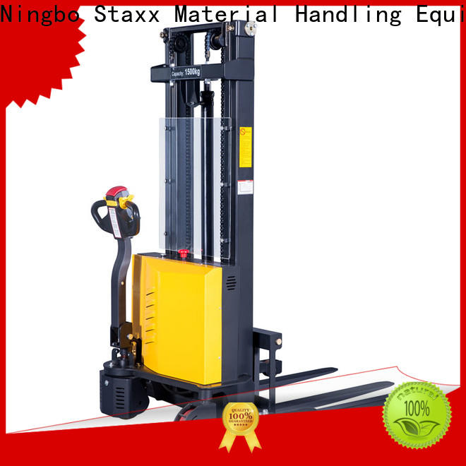 Staxx Best high lift pallet truck Supply for hire