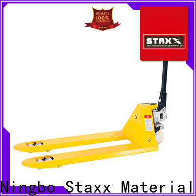 Staxx Best pallet lift stacker company for rent