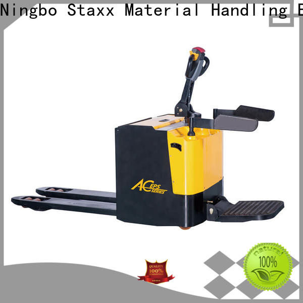 Staxx Best 6 foot pallet jack company for hire