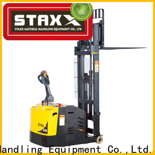 High-quality hydraulic stacker balance manufacturers for warehouse