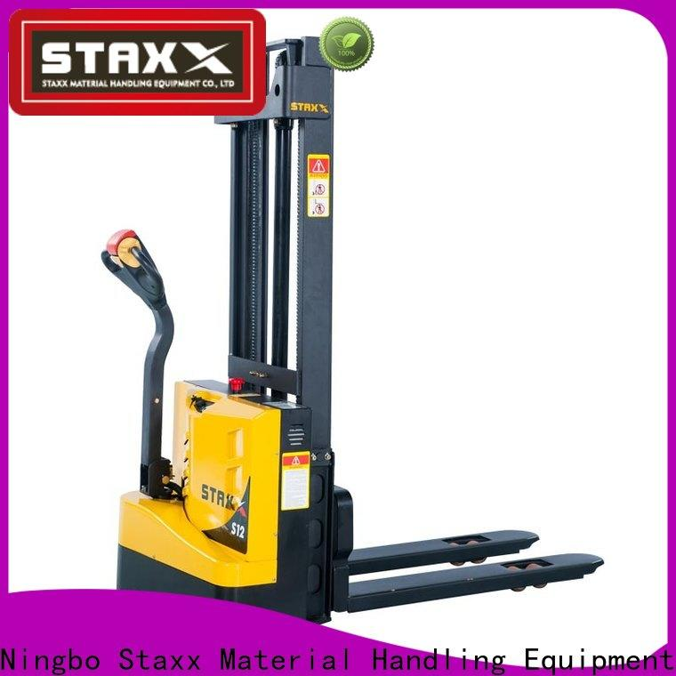 Staxx pws10s15si high lift pallet stacker for business for rent