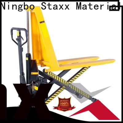 Staxx Latest hydraulic pallet truck trolley Suppliers for stairs