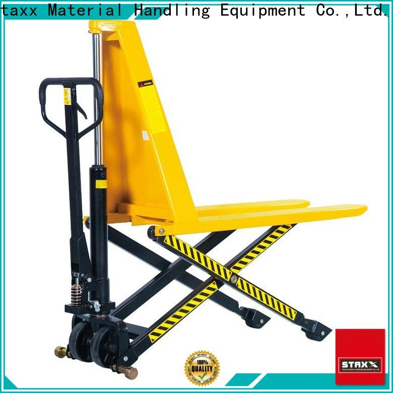 Staxx stainless standard pallet truck Suppliers for hire