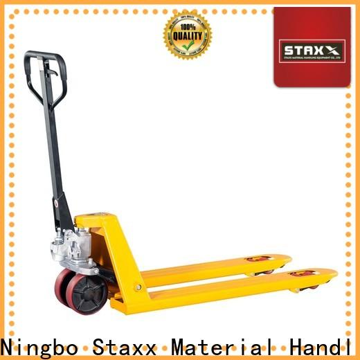 Staxx New jet pallet truck Supply for warehouse