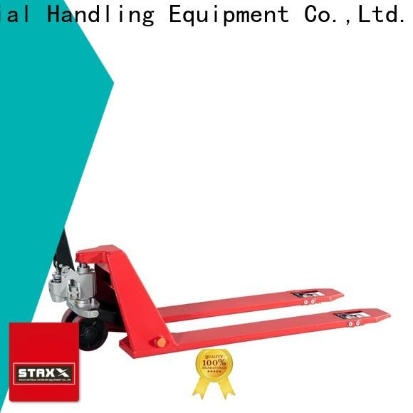 Staxx New pallet jack cost Suppliers for warehouse