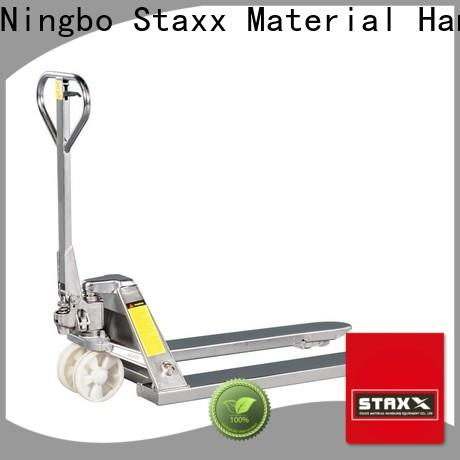 Wholesale small pallet truck ac50 factory for warehouse