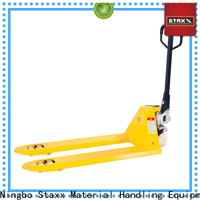 Staxx 35ii used hand pallet truck Suppliers for rent