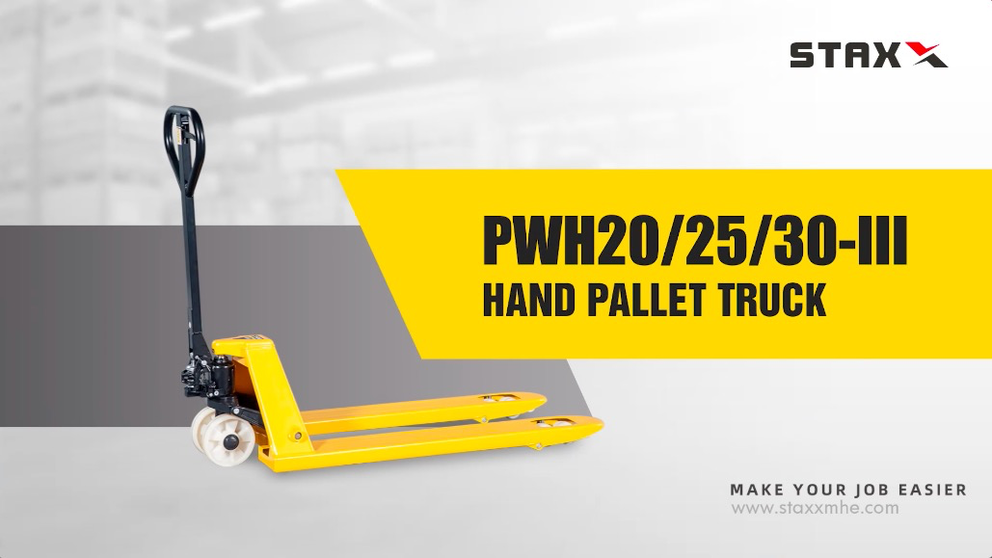 Professional Pwh20/25/30-iii Hand Pallet Turck Manufacturers