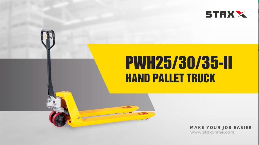 Wholesale Pwh25/30/35-ii Hand Pallet Truck Suppliers