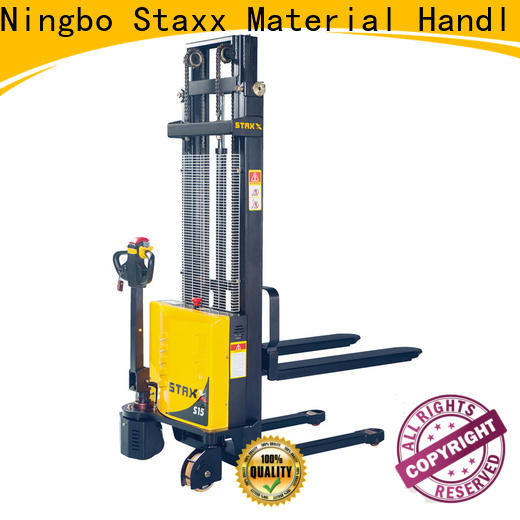 Staxx Top pallet lift stacker factory for rent