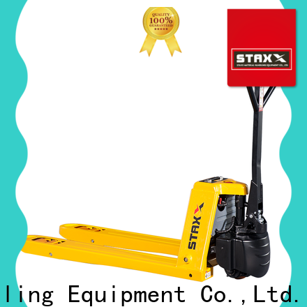 Staxx rider hyster pallet jack factory for stairs
