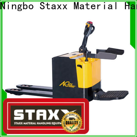 Top pallet jack launch truck factory for stairs