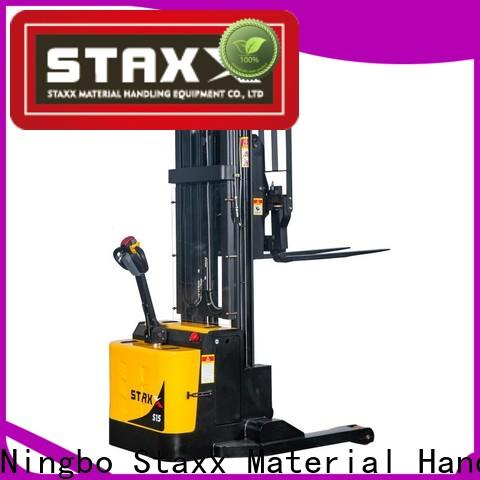 Staxx New low profile pallet jack manufacturers for hire