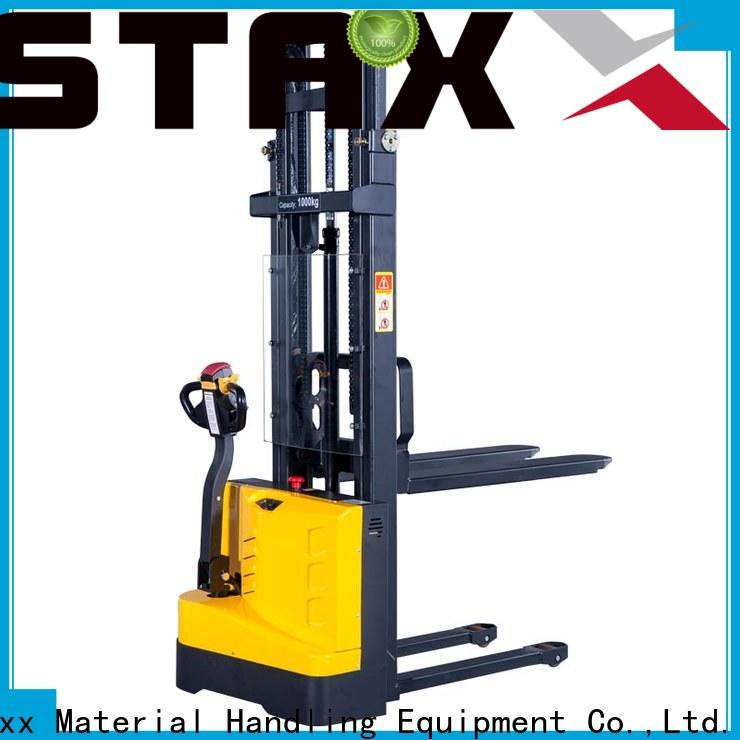 Staxx Wholesale powered pallet stacker manufacturers for rent