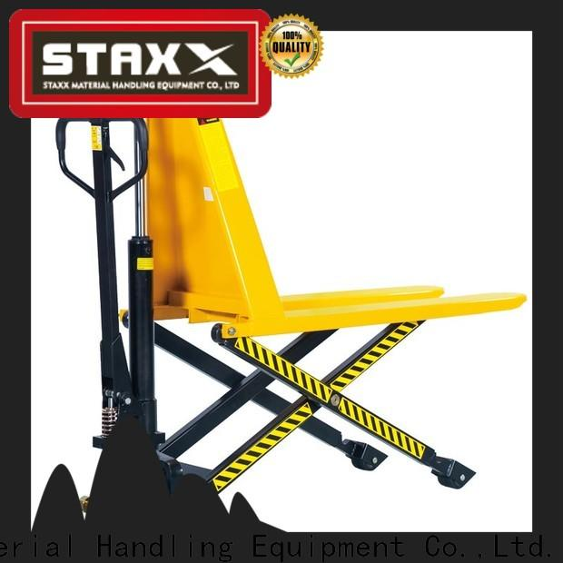 Staxx Wholesale hand pallet truck 2500kg company for rent