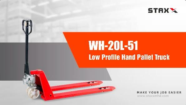 Staxx Wholesale HAND PALLET TRUCK with good price - Staxx