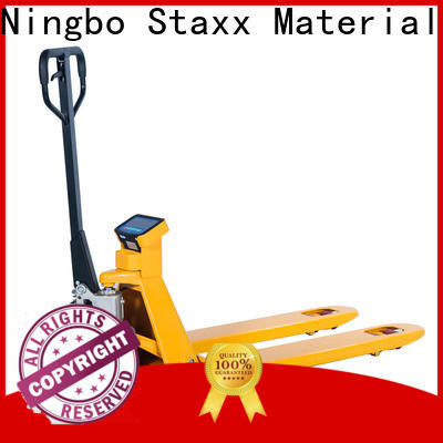 Staxx semi used hand pallet truck factory for stairs