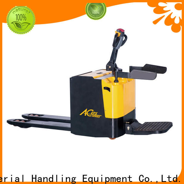 Staxx rider full electric pallet truck Supply for hire