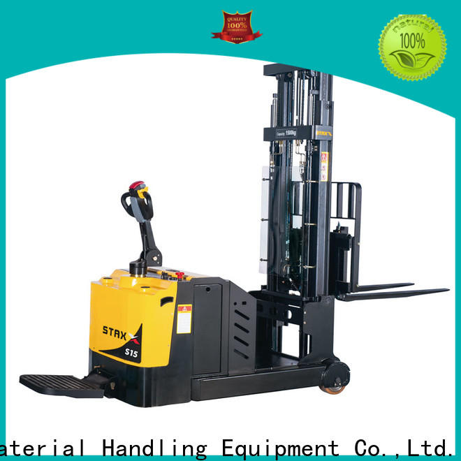 Staxx pws10ss15ssi pallet truck forklift manufacturers for rent