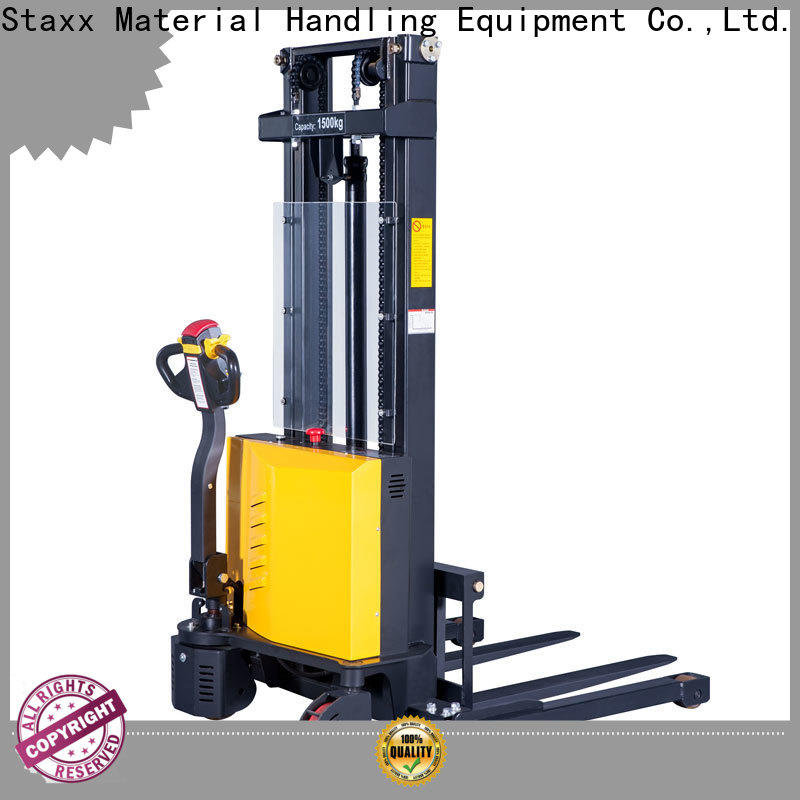 Wholesale walkie pallet stacker es121520 manufacturers for warehouse