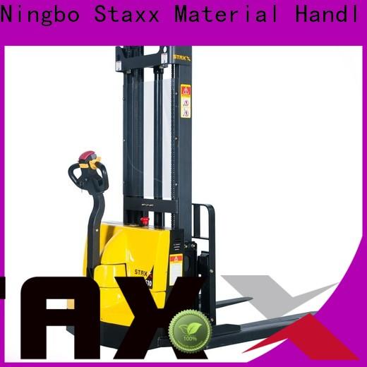 Staxx ws10s12s15sl manual forklift stacker Supply for rent