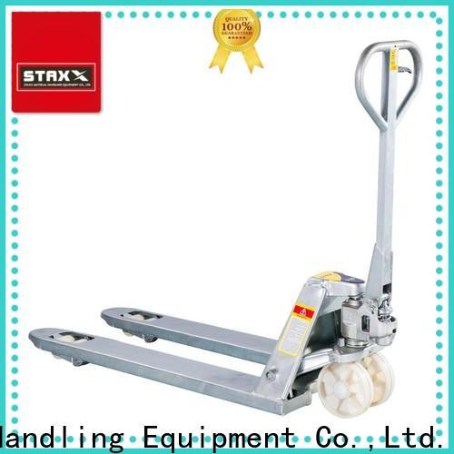 Staxx wh25es30es25ss hand pallet truck 2500kg Supply for rent