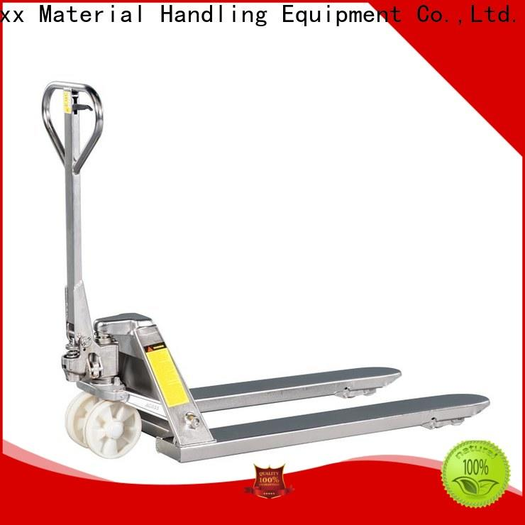 Staxx pallet electric pallet stacker manufacturers for warehouse