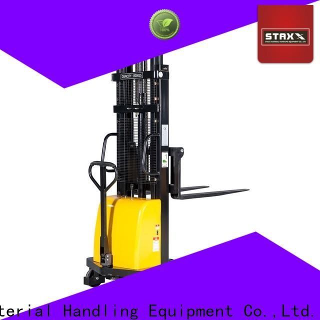 Staxx dyc101520 walkie lift truck manufacturers for hire