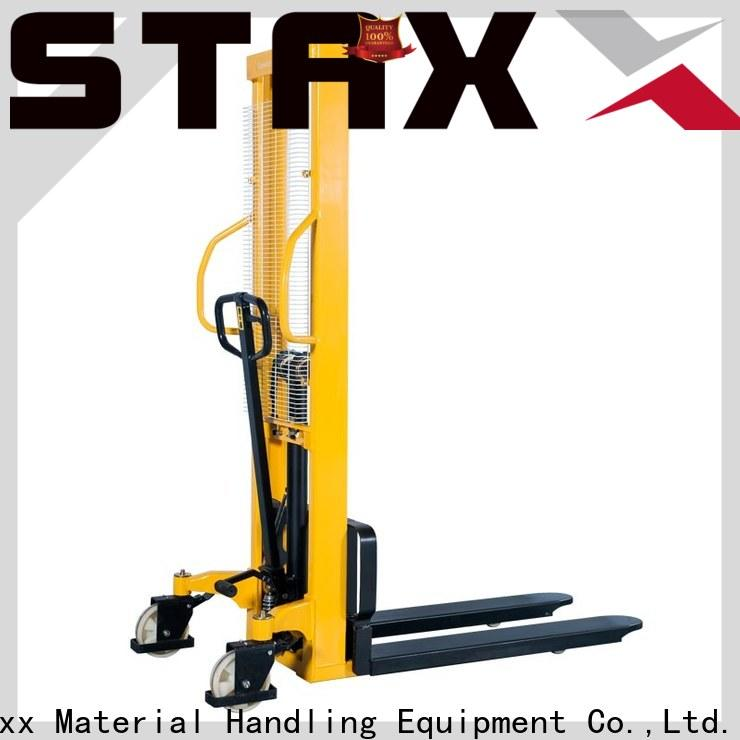Staxx forklift used electric stackers for sale Suppliers for hire