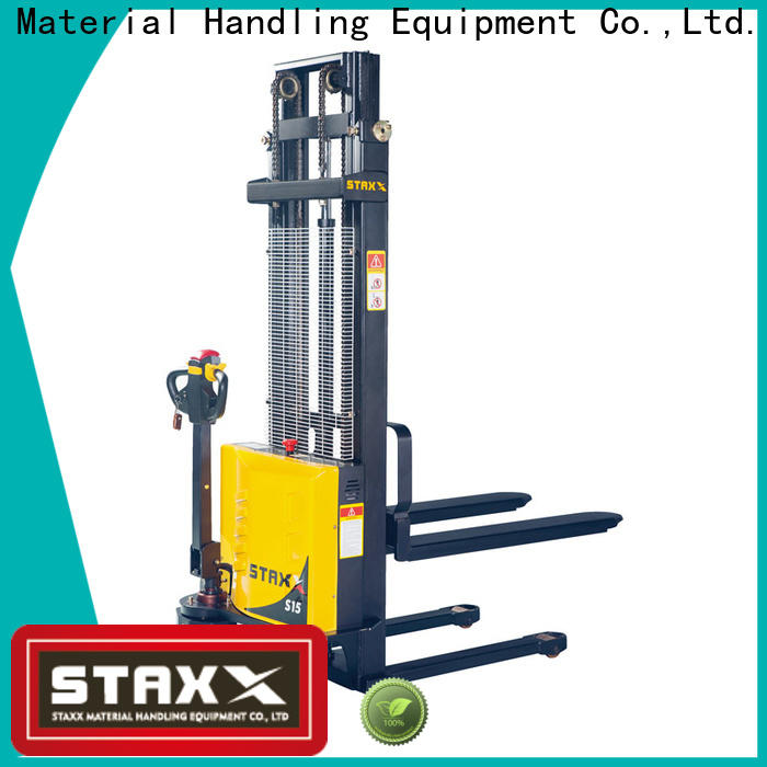 Wholesale pallet stacker truck pwh25 Suppliers for warehouse