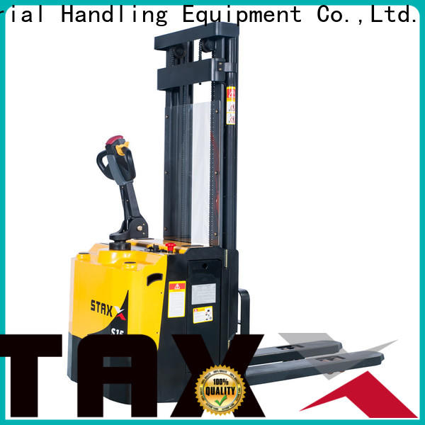 Staxx Wholesale counterbalance pallet stacker for business for hire