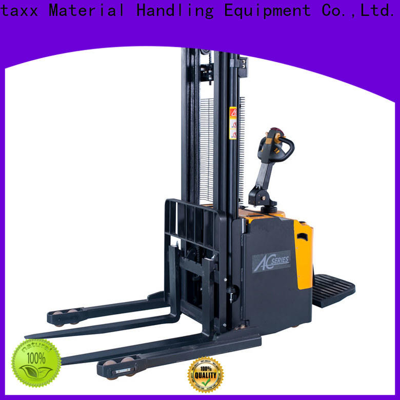 Staxx powered wholesale electric stackers Supply for stairs