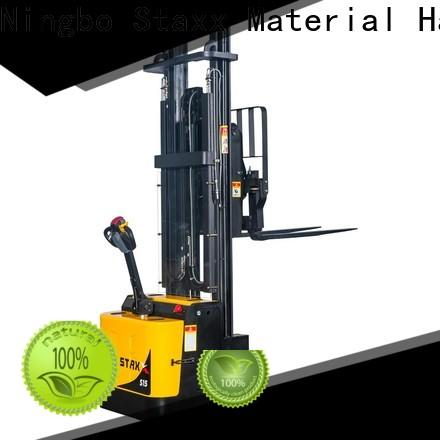 Staxx Wholesale wholesale electric stackers factory for hire