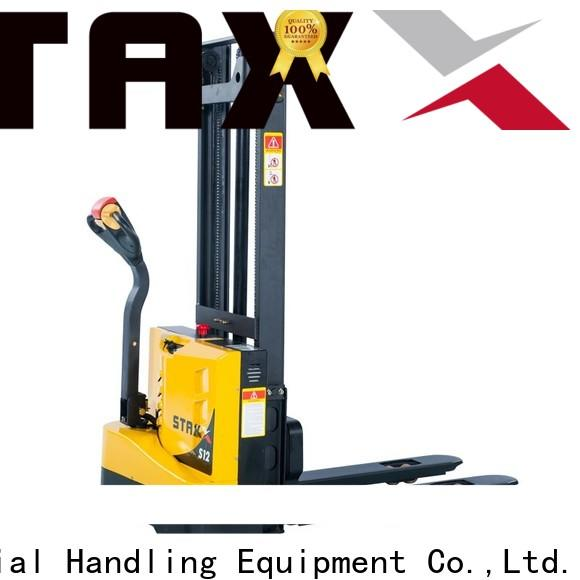 Staxx Custom used electric forklift for business for stairs