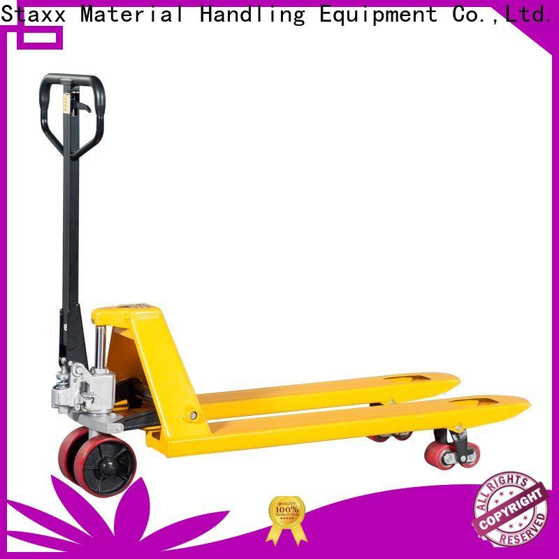 Staxx pwh253035ii pallet scale truck Suppliers for stairs