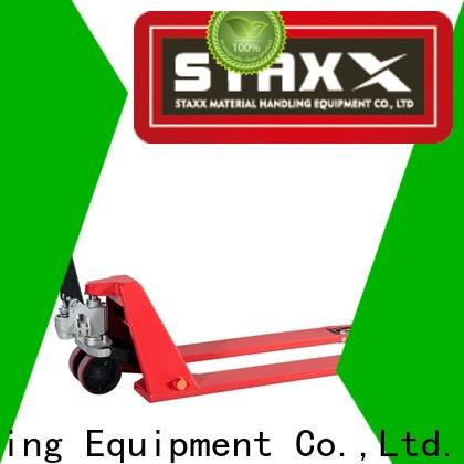 Staxx hpt25q30q high lift pallet truck for sale for business for warehouse