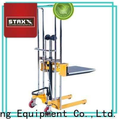 Staxx Wholesale hydraulic scissor lift table cart Supply for rent
