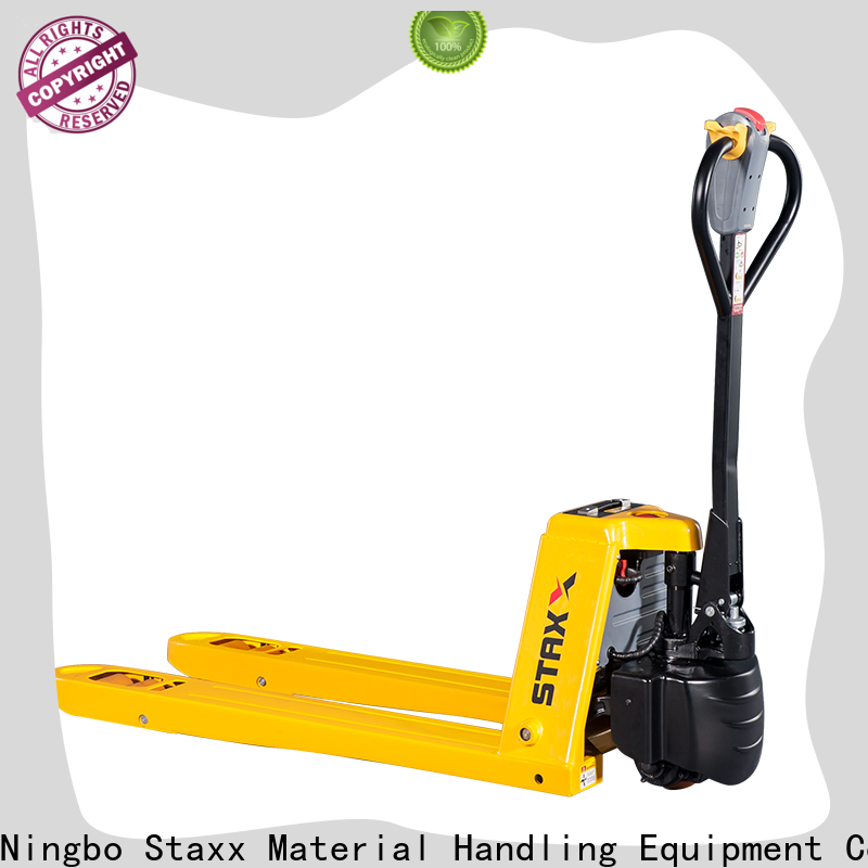 Wholesale tall pallet jack trolley company for stairs