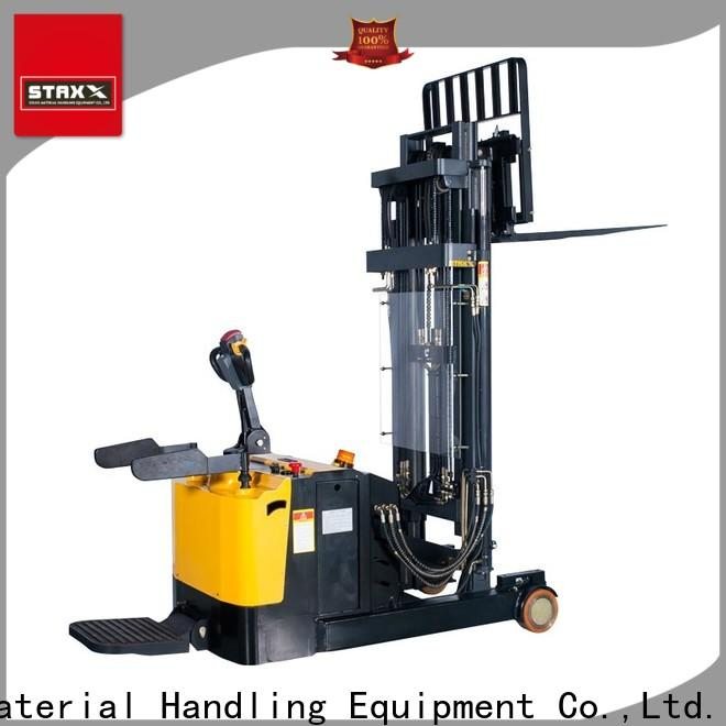 Staxx mast pallet stacker truck Supply for hire