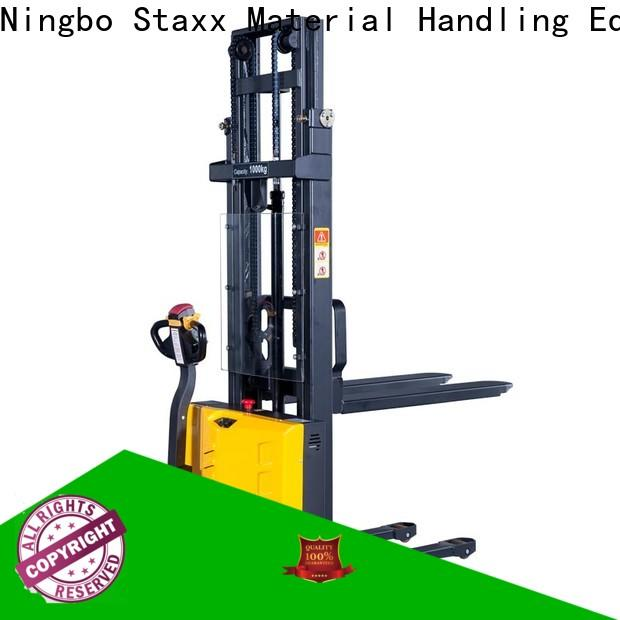Staxx Custom rough terrain pallet truck Supply for stairs