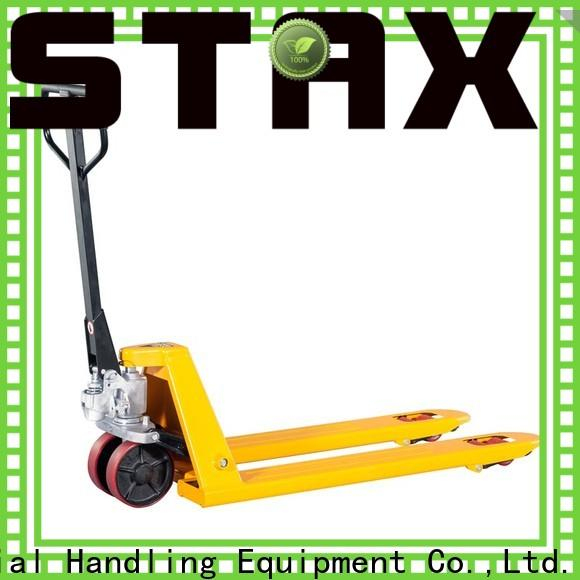 Staxx standard stainless steel hand pallet truck Suppliers for stairs